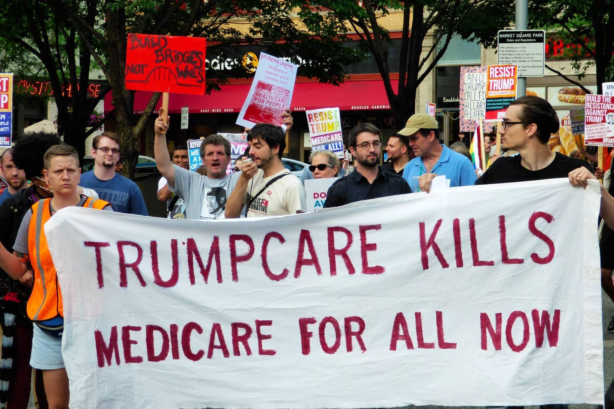 Latest Republican assault on healthcare would punish older Americans