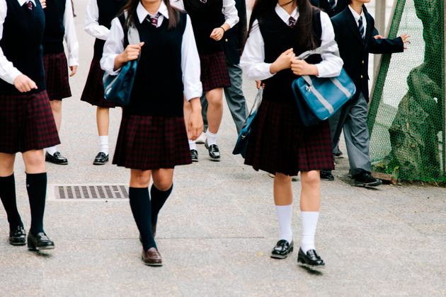 27% of 11 to 21-year-olds saidboys had pulled up their skirts at school or college in the last