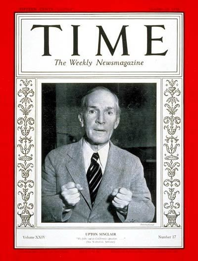 the life and works of upton sinclair jr an american author Who are the greatest american authors of all time  the greatest american writers are some of the tops in their fields,  2probb added upton sinclair, jr.