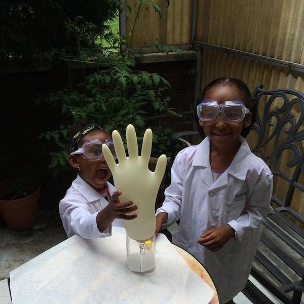"""""""My girls love science and have so much fun with our experiments!"""""""
