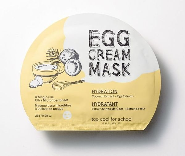 If you're familiar with Korean skincare, you know egg cream is a must-have. It not only hydrates, but brightens and is great