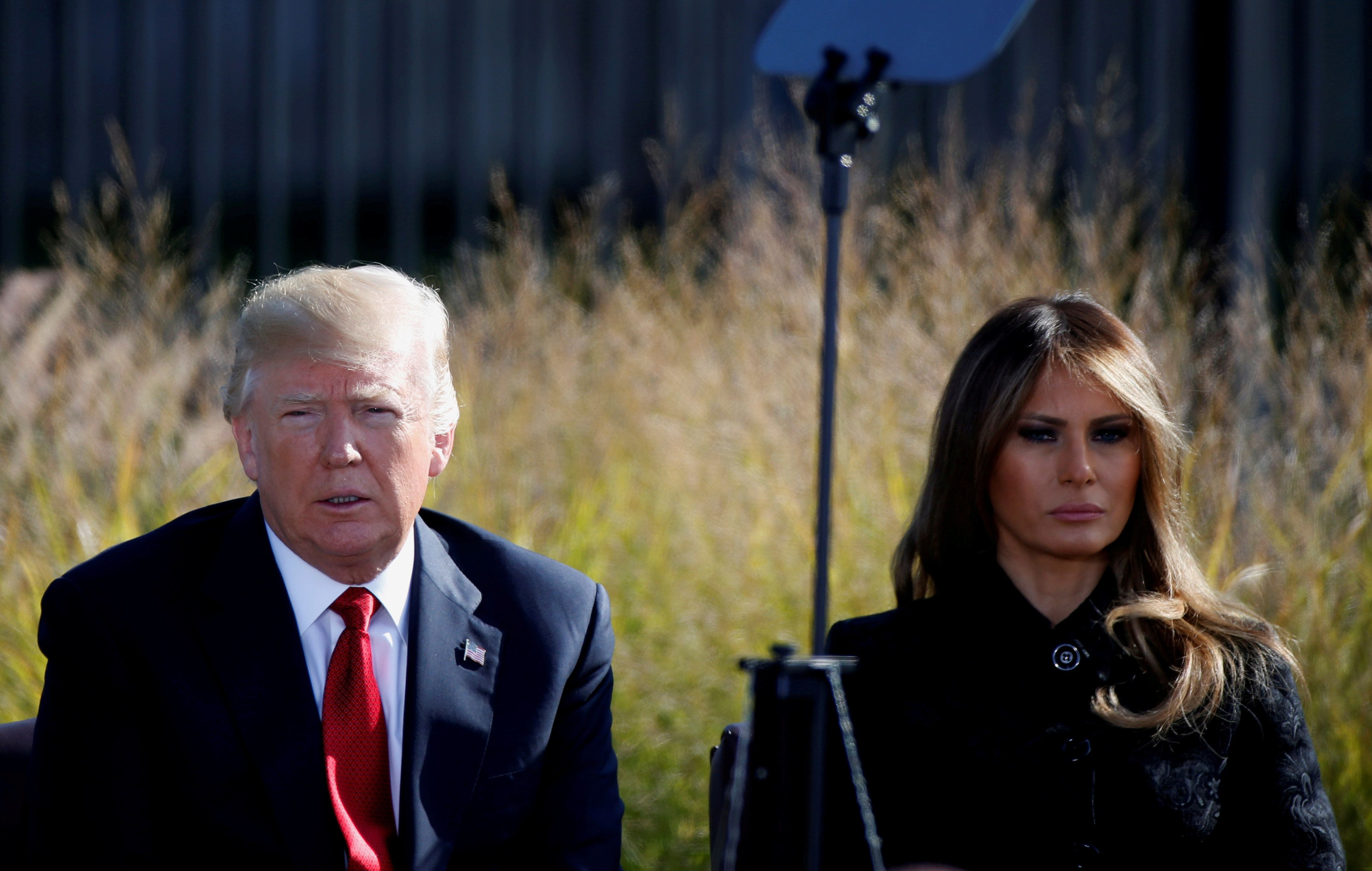Melania Trump Tells UN Leaders To Be More 'Accountable' For What Children See