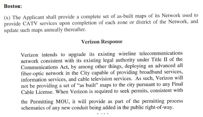 Verizon's FiOS Deployment In Boston Is Fiber-To-The-B S