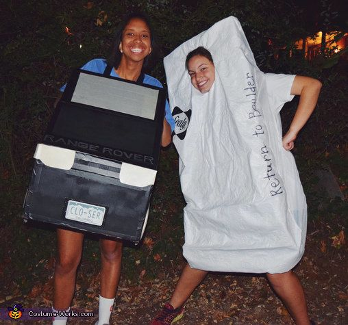 Costume-Workscom  sc 1 st  HuffPost : creative couple halloween costumes  - Germanpascual.Com