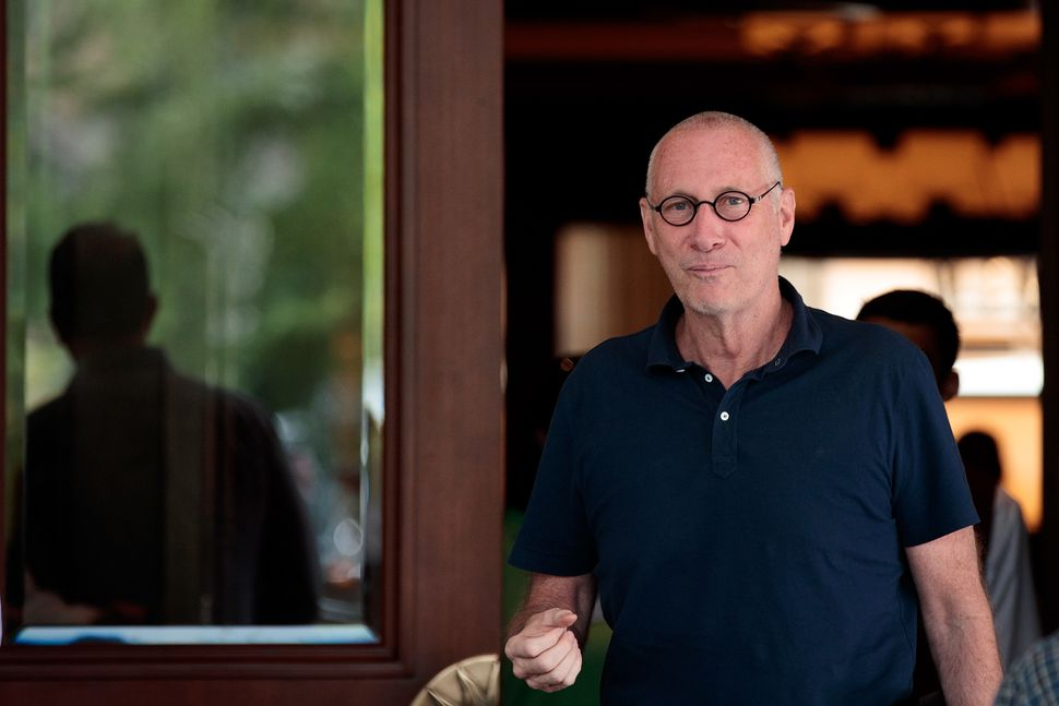 John Skipper, president of ESPN Inc.