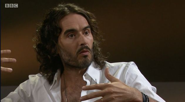 Russell Brand Says He Helped Fuel Jeremy Corbyn's Surge By Calling Out 'Meaningless'