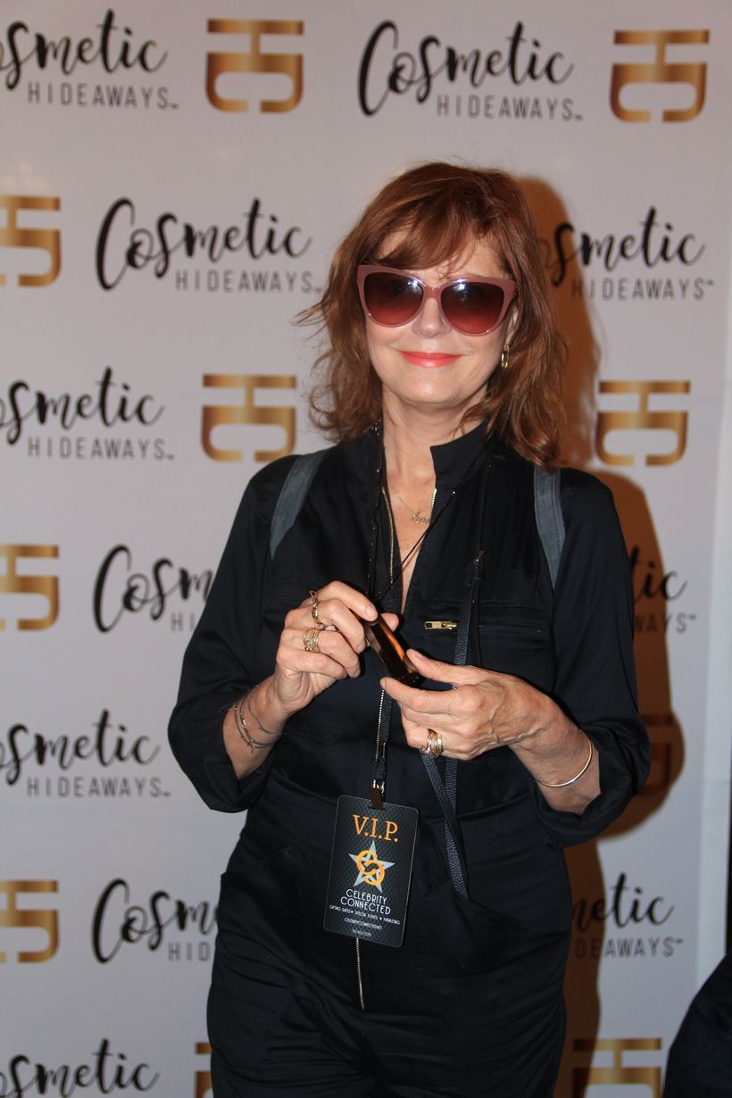 Susan Sarandon attended the Celebrity Connected Luxury Gifting Suite Honoring The Emmys®