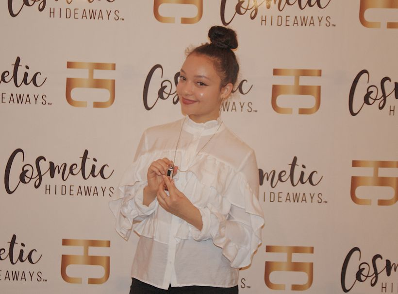 Kayla Maisonet attended the Celebrity Connected Luxury Gifting Suite Honoring The Emmys®
