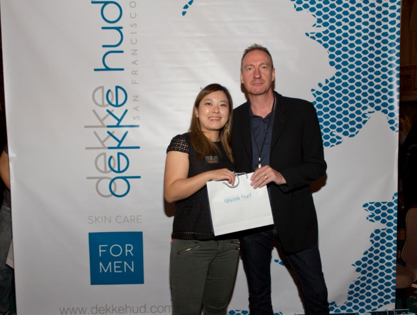David Thewlis attended the Celebrity Connected Luxury Gifting Suite Honoring The Emmys®