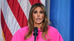 Melania Trump's Anti-Bullying Speech Did Not Go Down
