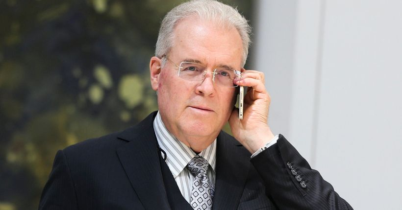 Alt-Right backer multi-millionaire Robert Mercer