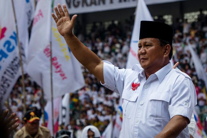 Former presidential candidate Prabowo Subianto has hinted that he will run in the 2019 presidential election.