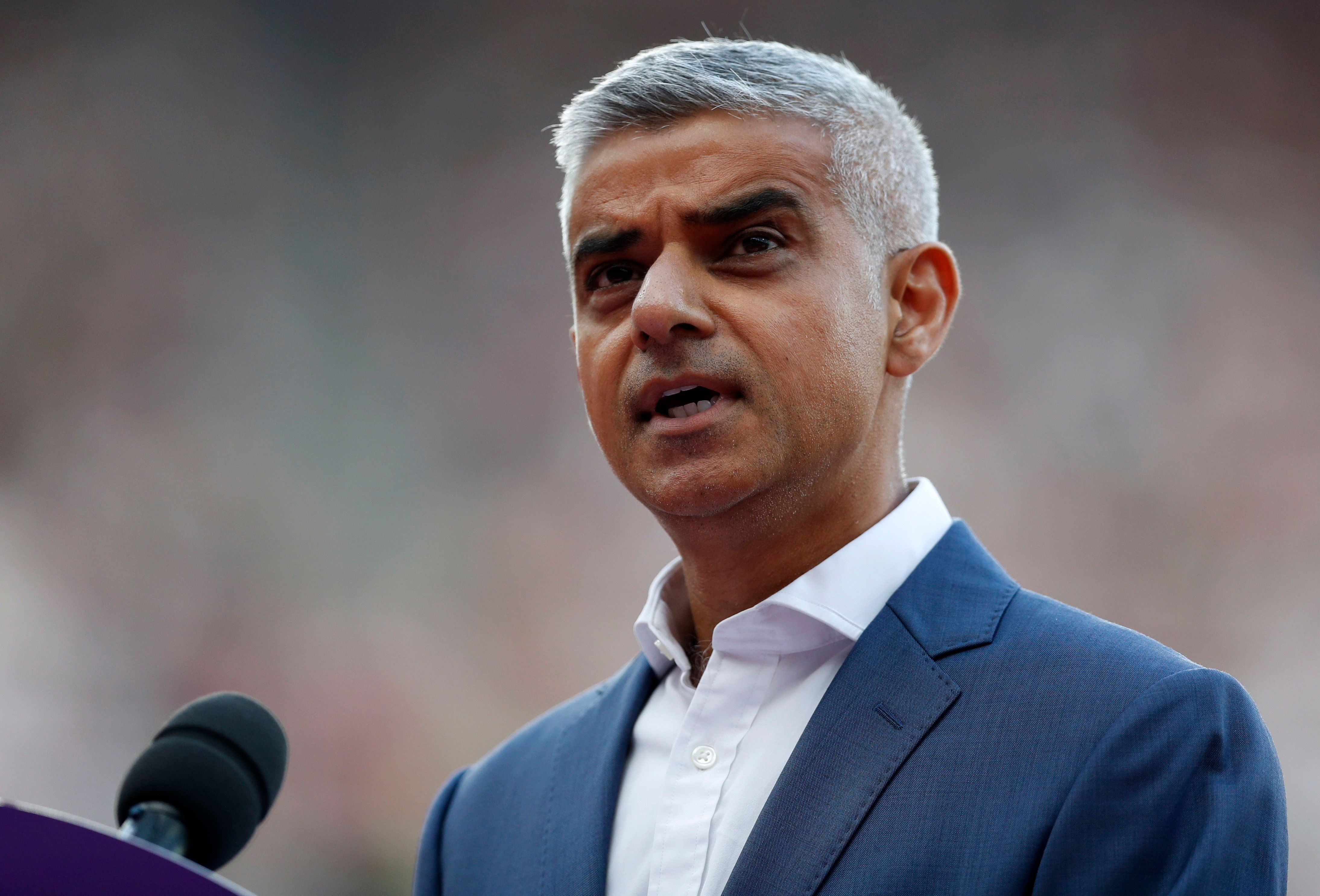 Last-Minute Shake-Up Avoids Sadiq Conference Snub - But Still No Slot For Andy