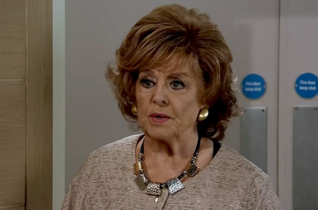 Rita tells Norris she has decided not to have life-saving