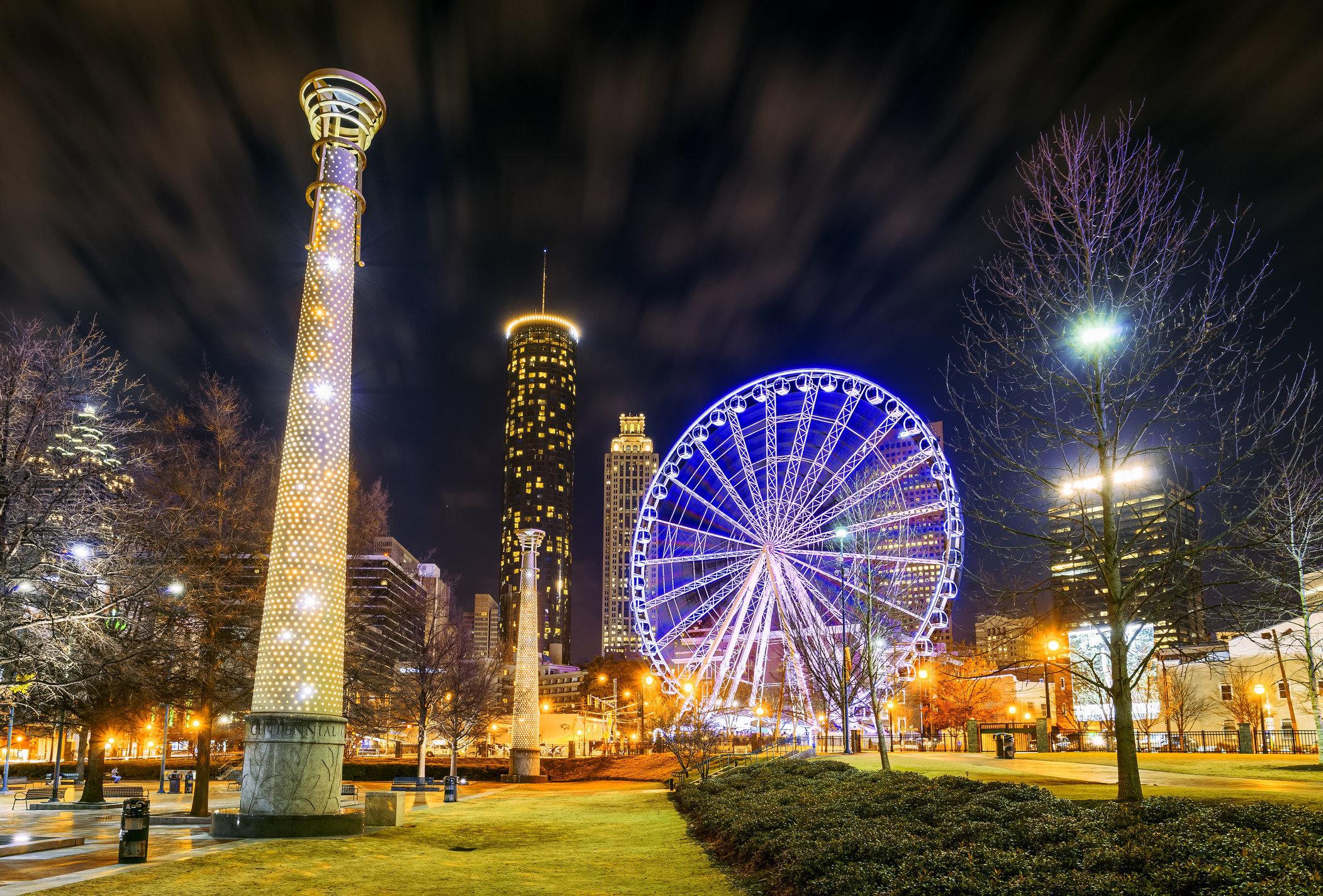 The 15 Most Instagrammable Spots In Atlanta
