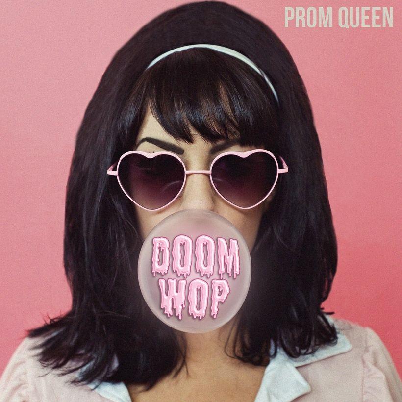 Prom Queen's Doom-Wop Album Cover