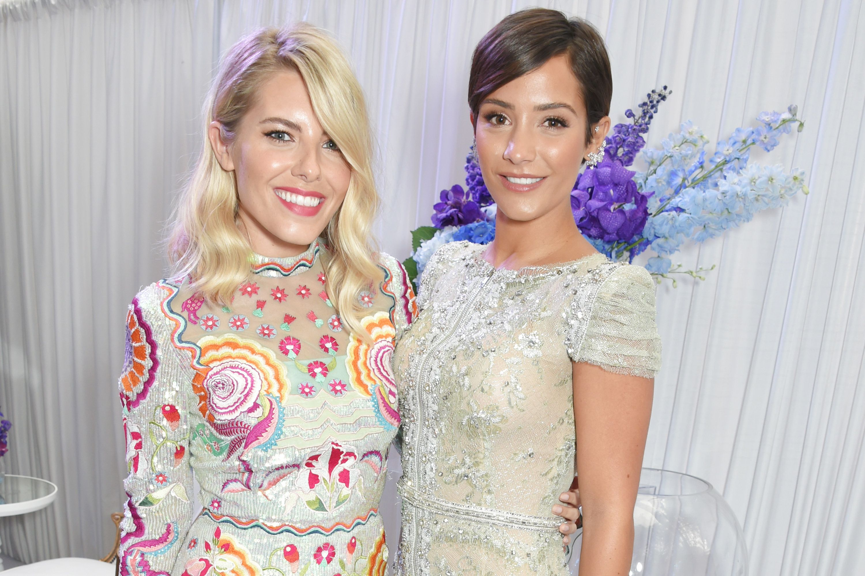 Mollie King and Frankie