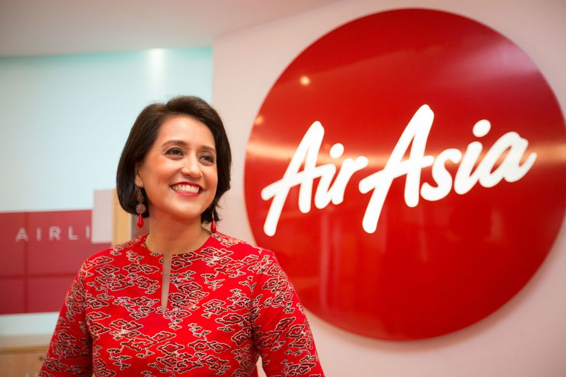 Aireen Omar, AirAsia's deputy group CEO