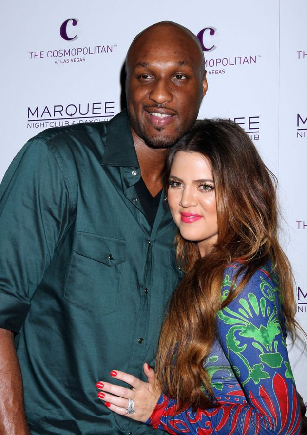 Khloe and Lamar married in