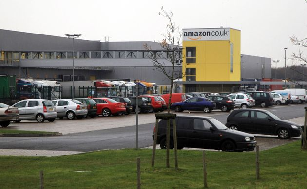Amazon has responded to allegations about working conditions at its site in Swansea,