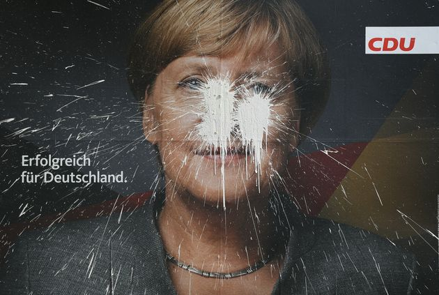 Despite populist anger and the threat of the AfD, Angela Merkel is poised to be re-elected as