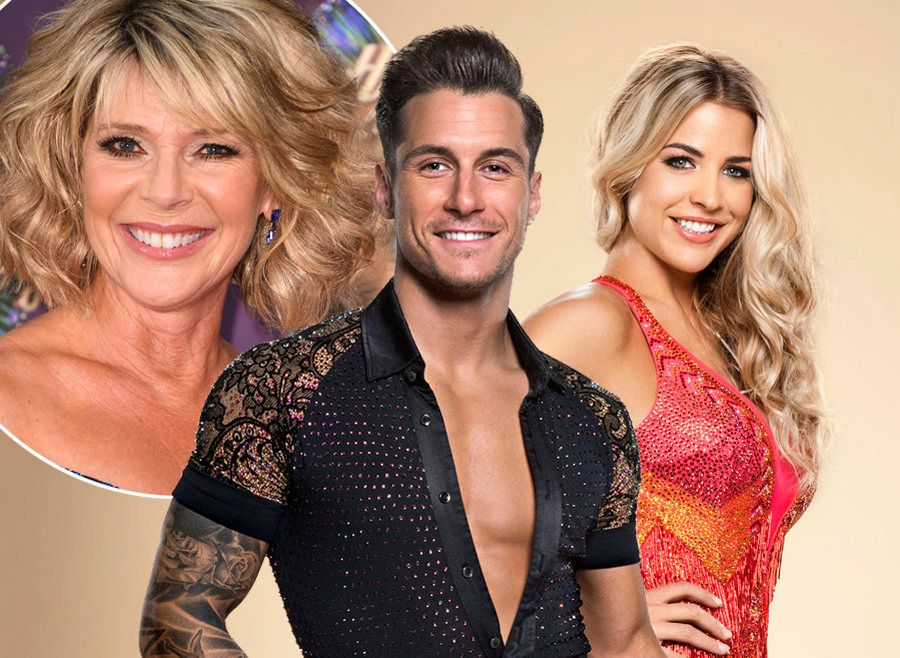 Strictly's Ruth Langsford Speaks Out On Gemma Atkinson And Gorka Marquez Romance