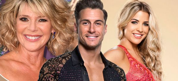 Strictly's Ruth Langsford Speaks Out On Gemma Atkinson And Gorka Marquez Romance Rumours