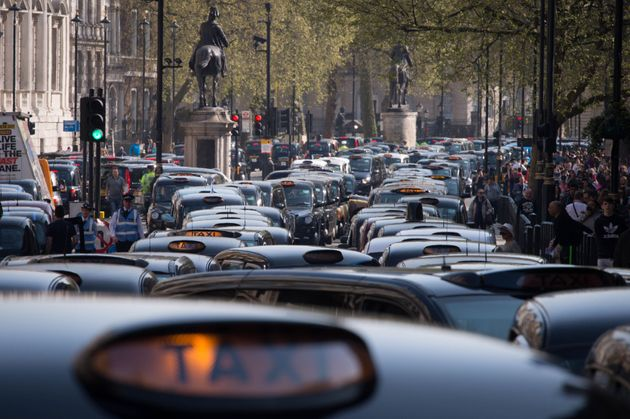 Many Londoners have complained they simply cannot afford black