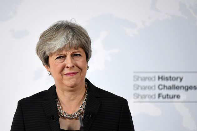 Theresa May Asks EU To Give UK Two-Year Transition Period After
