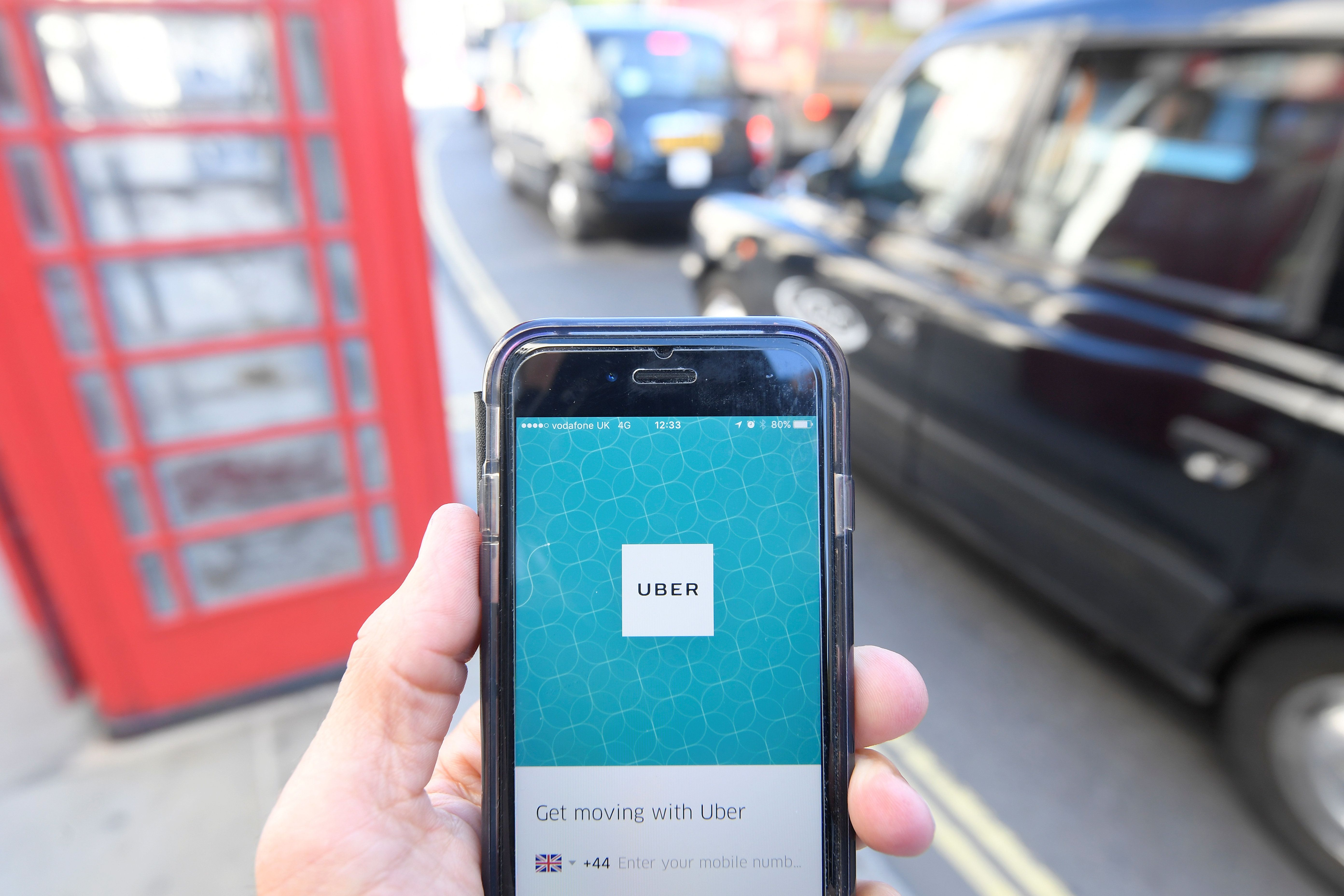 Uber lost its licence to operate in London on