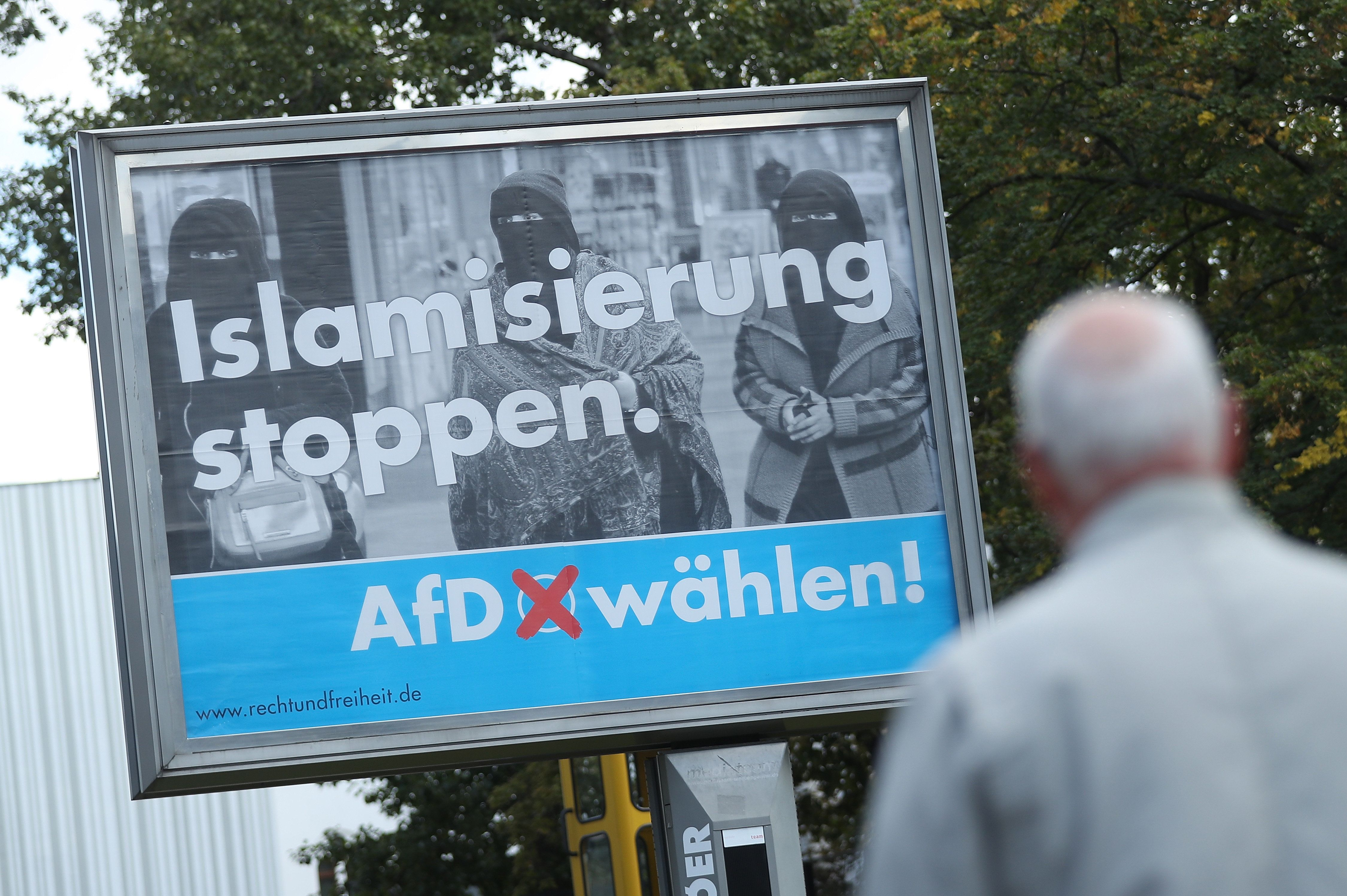 Germany's Right-wing AfD Set to Become Third Biggest Party, Polls Suggest