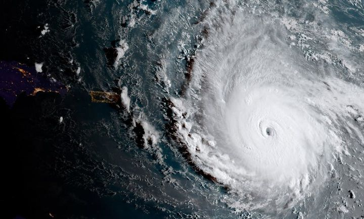 Hurricane Maria in the Caribbean