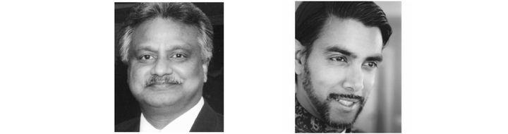 <strong>Ambassador Osman Siddique</strong> is a Bangladeshi-American and former US Ambassador (left); <strong>Samier Mansur</