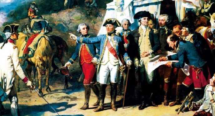 """<a rel=""""nofollow"""" href=""""https://us.macmillan.com/books/9781250080875"""" target=""""_blank"""">HOW THE FRENCH SAVED AMERICA: Soldiers,"""