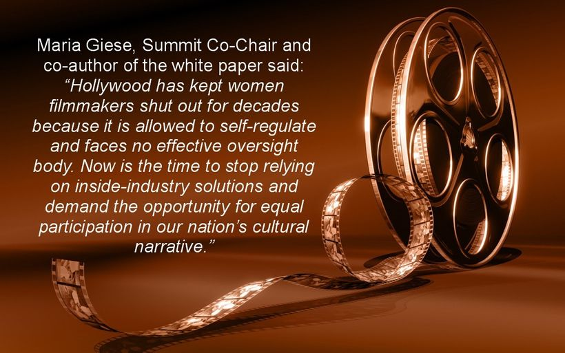 Maria Giese, Summit Co-Chair and Co-Author of White Paper