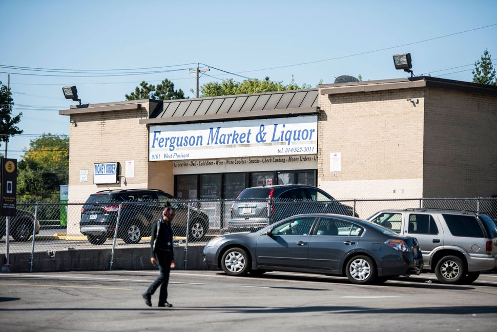 Michael Brown stole a pack of cigarillos from theFerguson Market Liquor before his 2014 death.