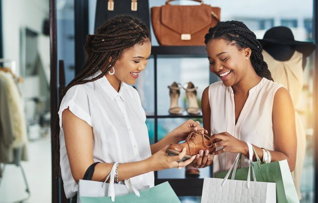 Black women are setting trends in many areas of consumerism, according to a recent report by