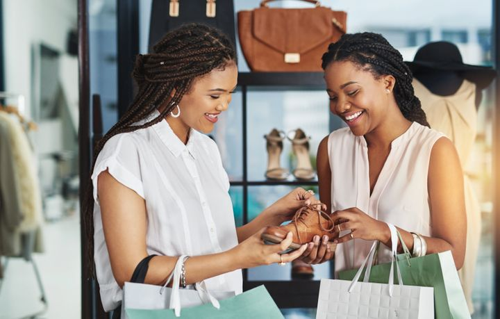 Black women are setting trends in many areas of consumerism, according to a recent report by Nielsen.