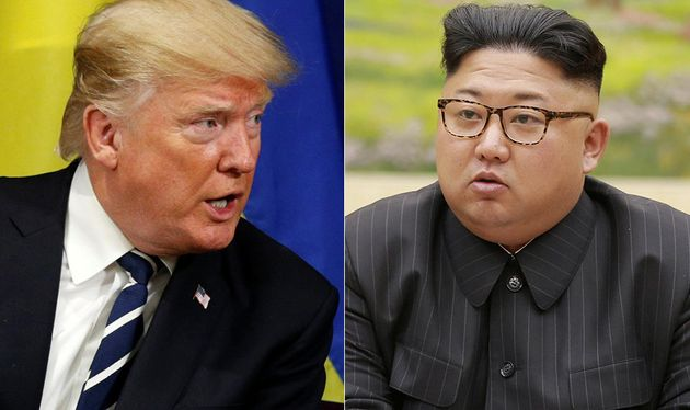 "President Donald Trump's taunts and insults directed at North Korean leader Kim Jong Un ""create..."