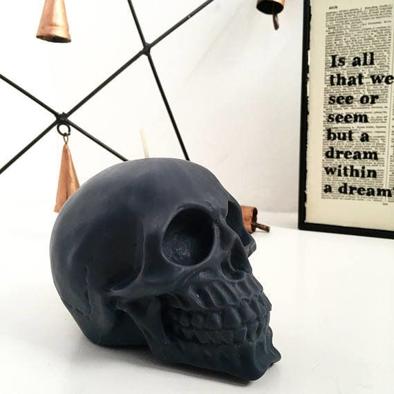 """<a href=""""https://www.etsy.com/listing/521988867/matte-black-skull-candle-soy-wax-candle?ga_order=most_relevant&ga_search_"""