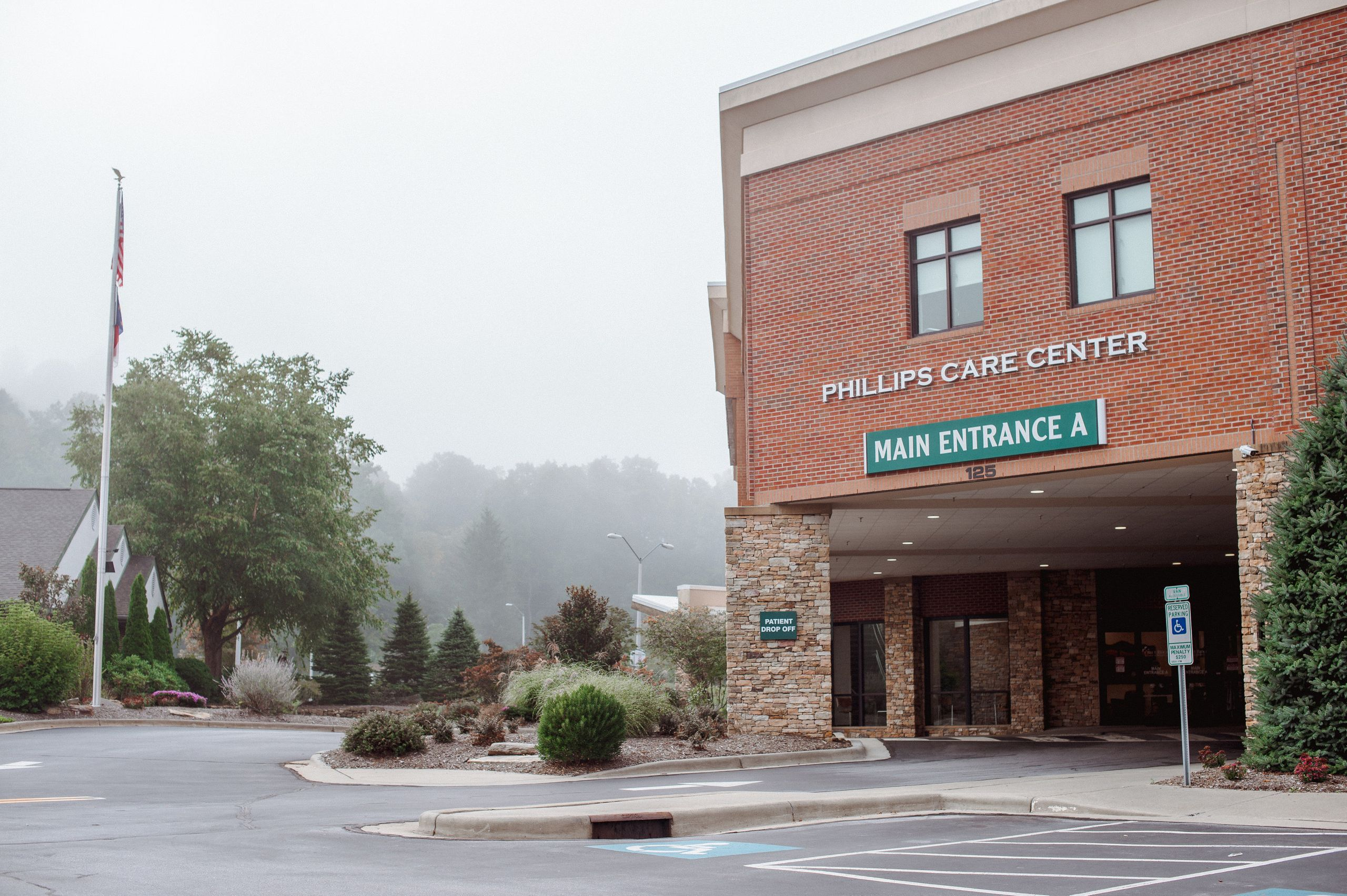 Blue Ridge Regional Hospital in Spruce Pine will no longer offer labor-and-delivery services.