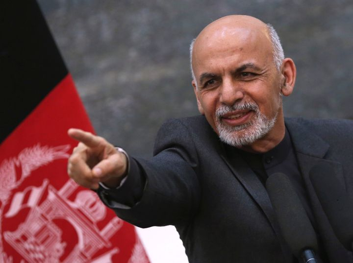 Afghanistan President Ashraf Ghani could gain by tilting his people toward self-reliance.