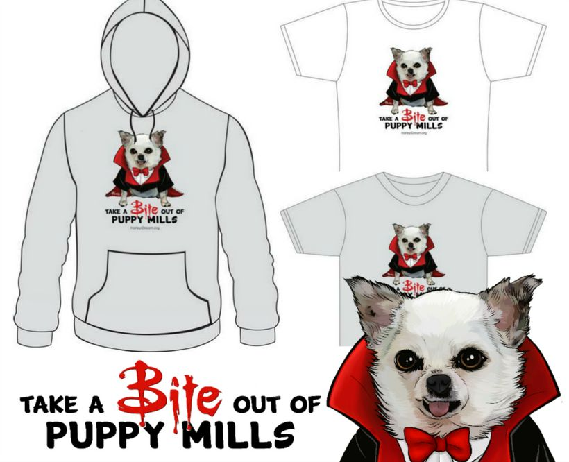 Take a BITE Out of Puppy Mills!