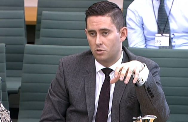 Tom Blenkinsop stood down as an MP and now works for the union
