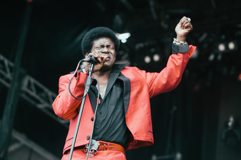 Bradley performs at a 2017 festival in Birmingham, Alabama.
