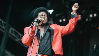 BIRMINGHAM, AL - JULY 15:  Charles Bradley of Charles Bradley and His Extraordinaires performs during the 2017 Sloss Music and Arts Festival at Sloss Furnaces on July 15, 2017 in Birmingham, Alabama  (Photo by David A. Smith/Getty Images)