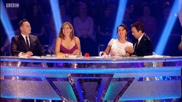 Bruno Tonioli Gropes New Head Judge Shirley Ballas In First 'Strictly' Live
