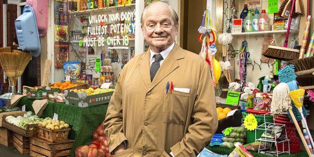 Davidplays grocer Granville in 'Still Open All