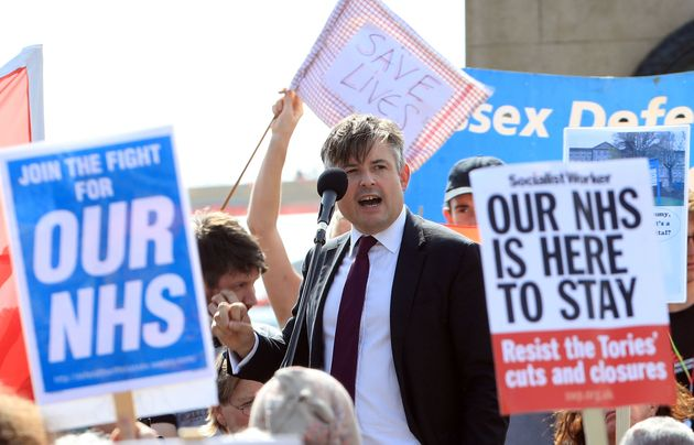 The Government Is Making 'Staggering Cuts' To Addiction Services, Labour's Jon Ashworth