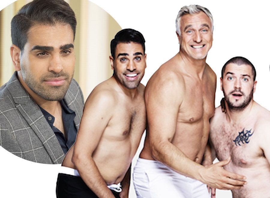 This Morning's Dr Ranj Admits Body Hang-Ups Left Him Considering Liposuction